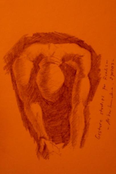 Gesture Studies (Realism)